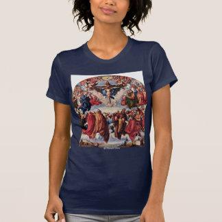 """Saints Picture ( Landau """"Altar"""") By Albrecht Dürer T-shirts"""
