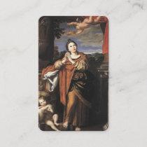 Saints Prayer Cards | St. Agnes of Rome 1
