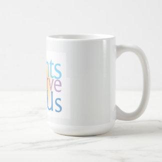 Saints Preserve Us Coffee Mug