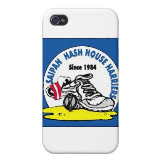 Saipan Hash House Harriers iPhone 4 Cases