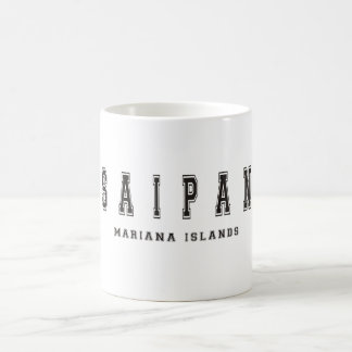 Saipan Mariana Islands Coffee Mug
