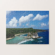 Saipan Mariana Islands. Jigsaw Puzzle