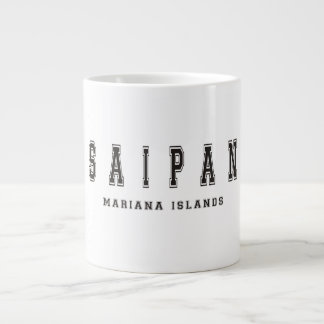 Saipan Mariana Islands Large Coffee Mug