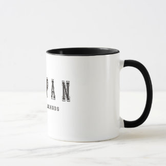 Saipan Mariana Islands Mug