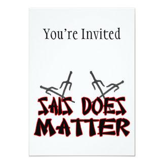Sais Does Matter Card