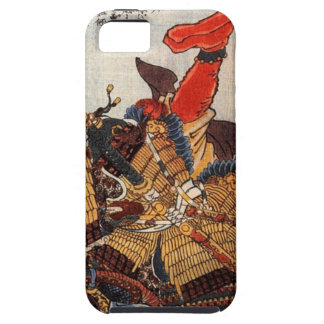 Saito Toshimoto and a warrior in a underwater iPhone SE/5/5s Case
