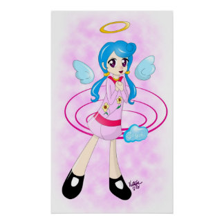 Saiyuki The Lil Angel Poster