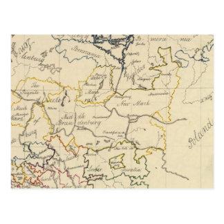 Sajonia superior 2 postal