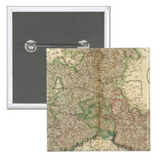 Sajonia superior, Silesia, Lusatia Pins