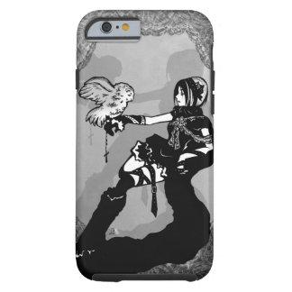 "SajuArt Zen ""Owl and I"" iphone6 cases Tough iPhone 6 Case"