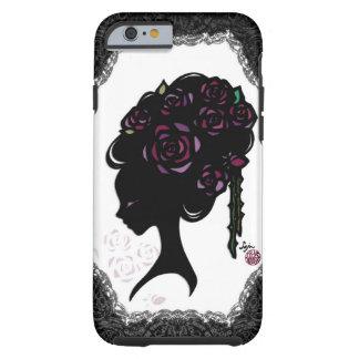 "SajuArt Zen ""Rose"" iphone6 cases Tough iPhone 6 Case"
