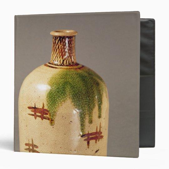 Sake bottle, from Oribe 3 Ring Binder