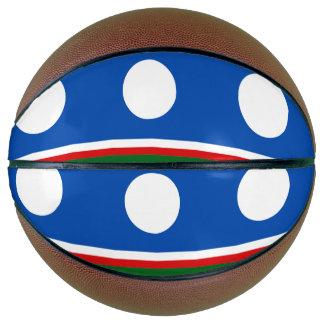 Sakha Flag Basketball