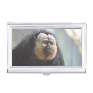 Saki Monkey Business Card Case