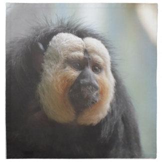 Saki Monkey Cloth Napkin