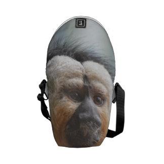 Saki Monkey Courier Bag