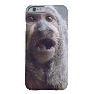Saki Monkey Face Barely There iPhone 6 Case