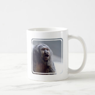 Saki Monkey Face Coffee Mugs