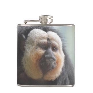 Saki Monkey Flask