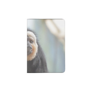 Saki Monkey Passport Holder