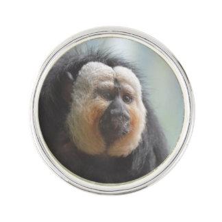 Saki Monkey Pin