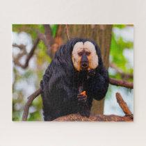 Saki Monkeys. Jigsaw Puzzle