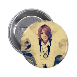 Sakito (咲人) 2 inch round button