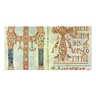 Sakramentarium Gelasianum Scene Cover Art And The Personalized Photo Card