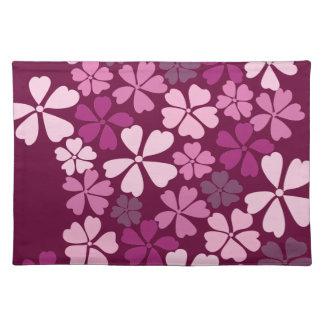 sakula cherry blossom placemats