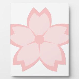 Sakura Bloom Photo Plaques