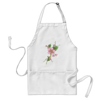 Sakura Blossoms Adult Apron