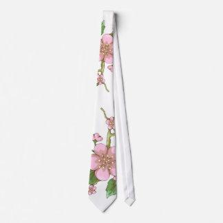 Sakura Blossoms Neck Tie
