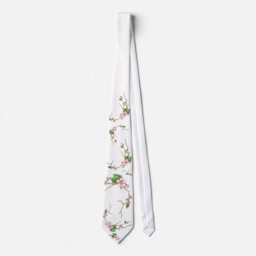 Sakura Blossoms Necktie