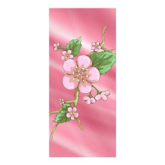 Sakura Blossoms Rack Card