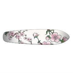 Sakura Board Skate Board Deck
