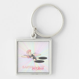 Sakura-Bot さくらボットKawaii Animech Keychain
