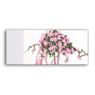 Sakura Bouquet Envelope