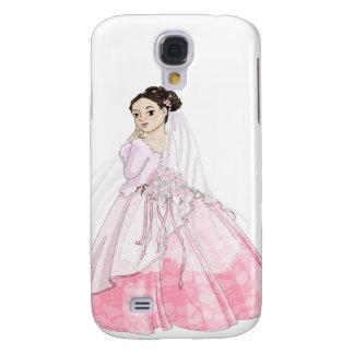 Sakura Bride Samsung Galaxy S4 Cover