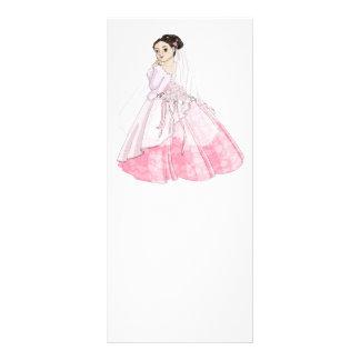 Sakura Bride Rack Card