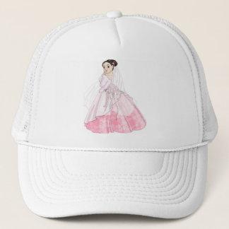 Sakura Bride Trucker Hat