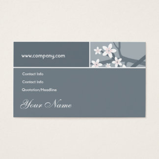 Sakura Business Card