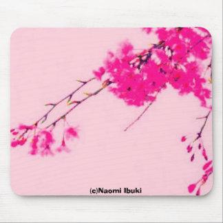 sakura, (c)Naomi Ibuki Mouse Pad