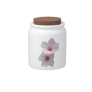 Sakura Candy Jar