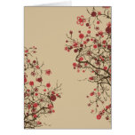Sakura - Cherry Blossom Card