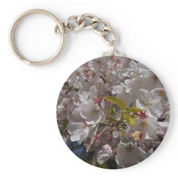 everydaylifesf Sakura Cherry Blossom Keychain