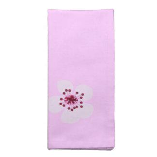 sakura cherry blossom napkins