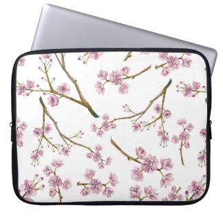 Sakura Cherry Blossom Pattern Computer Sleeve