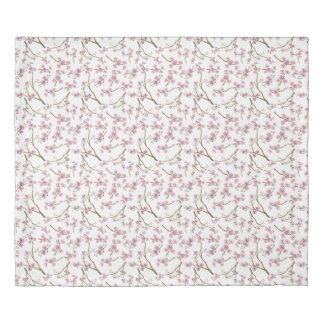 Sakura Cherry Blossom Print Duvet Cover