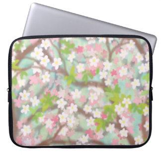 Sakura Cherry Blossoms Electronics Bag