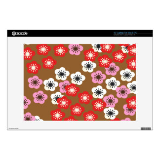 Sakura Cherry Blossoms Decal For Laptop